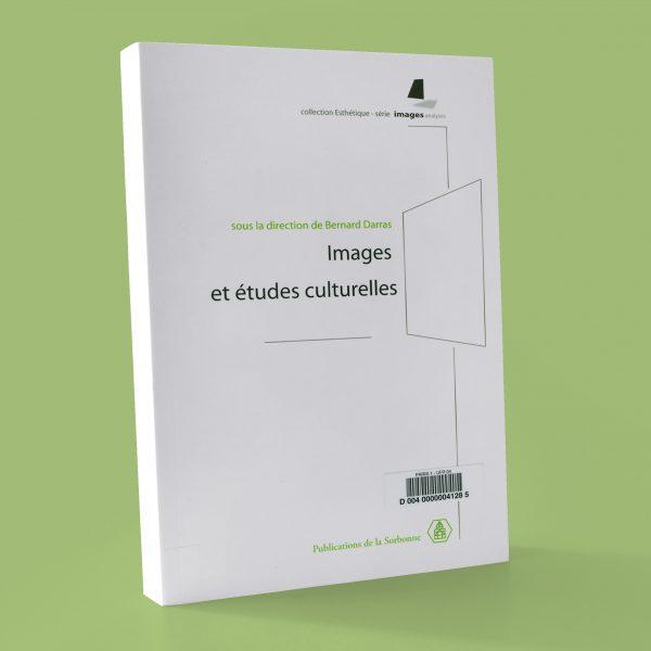 couverture images et études culturelles publication sorbonne