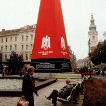 monument nazi à Berlin