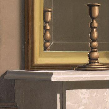 Magritte Durée Poignardée
