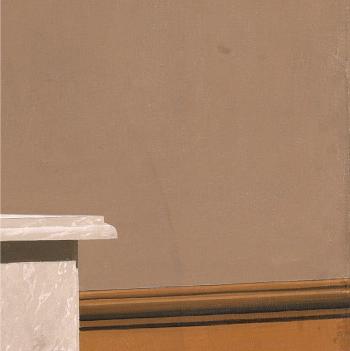 Magritte, la durée poignardée